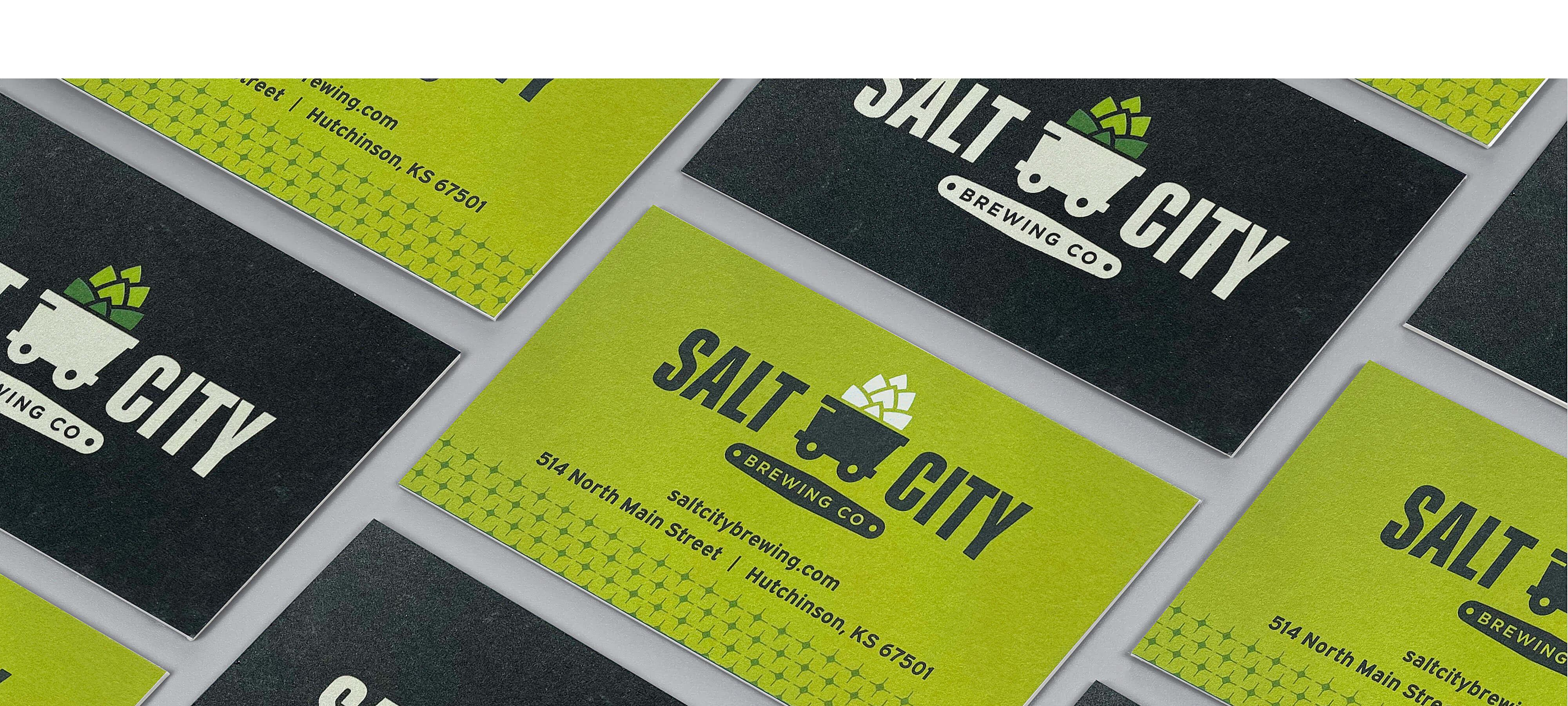 Salt City Brewing Co. Stationary