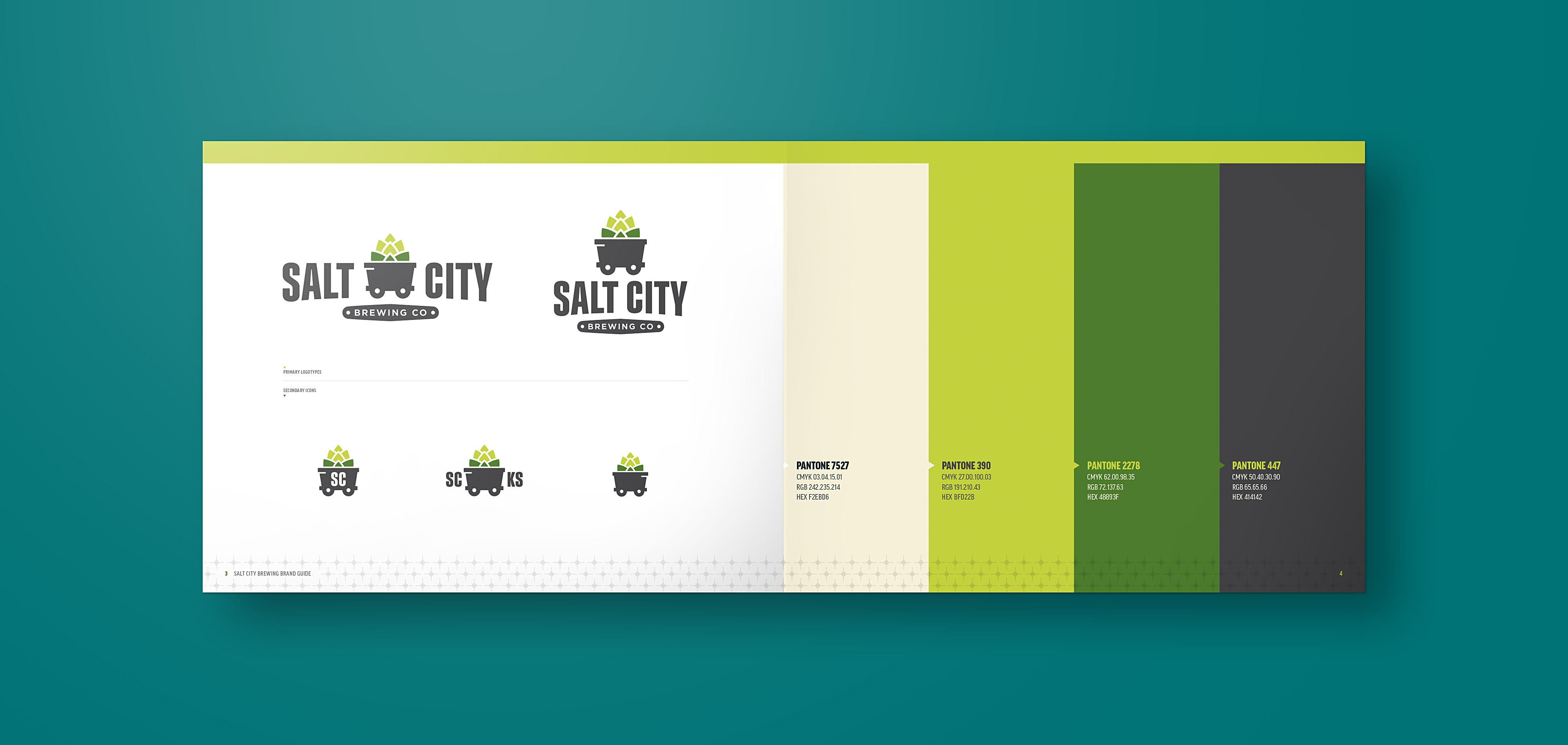 Salt City Brewing Co. Brand Guidelines