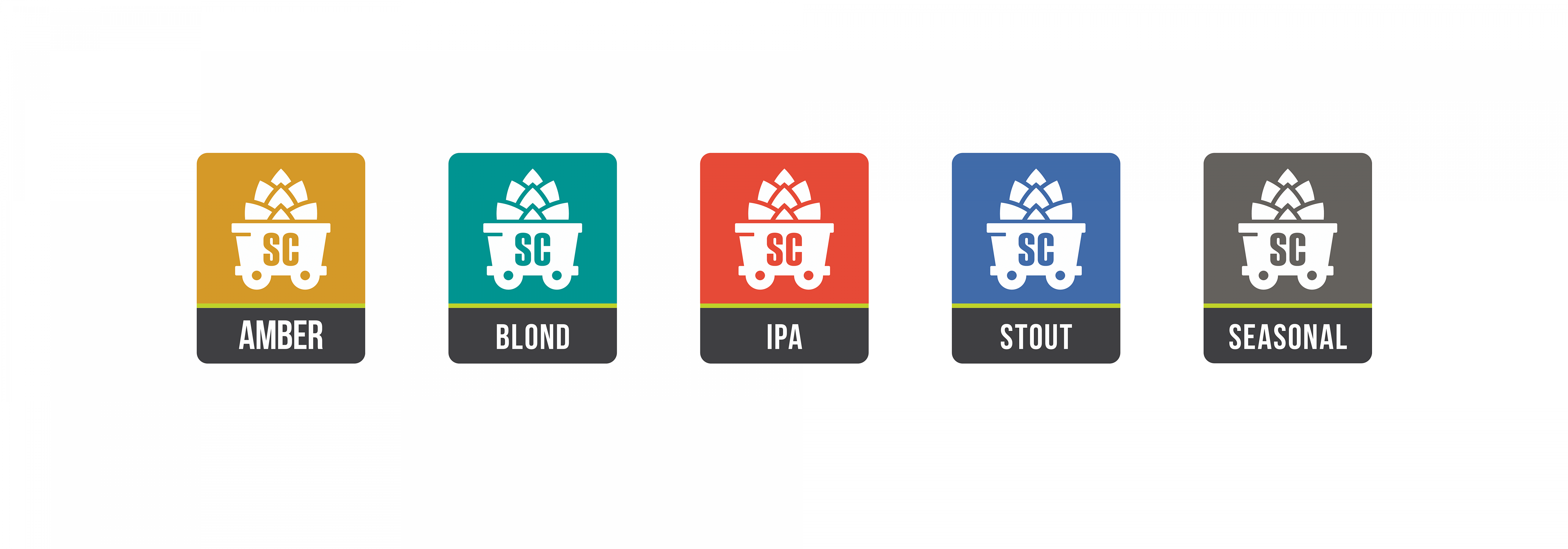 Salt City Brewing Co. Icons